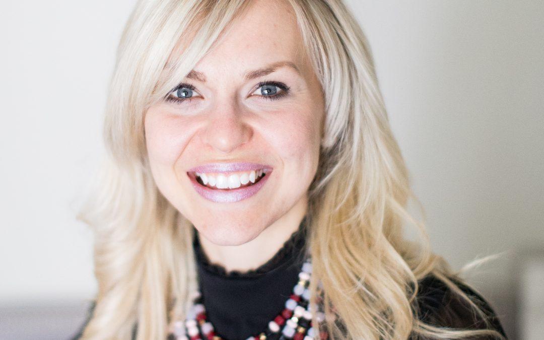 Speaker's Bureau: Kaitlyn Cey